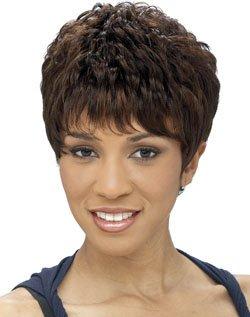 Human Hair Wig Short  HJ  211