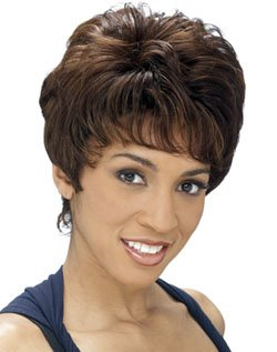 Human Hair Wig Short  HJ  212
