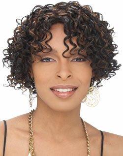 Human Hair Wig Short  HJ  214