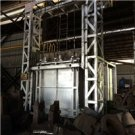 Gas fired annealing furnace