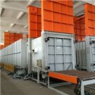 Controlled protective atmosphere annealing furnace