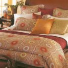Set of 2 Tommy Bahama Desert Paisley Shams