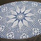Big Bobbin Lace Round Mats, Lace Decor, Bobbin Lace, Antique Bobbin Lace, Lace tablecloth, Handmade