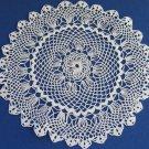 Vintage Crochet cotton USSR napkin, Crochet lace napkin, Cotton napkin, Cotton lace doilies, Table d