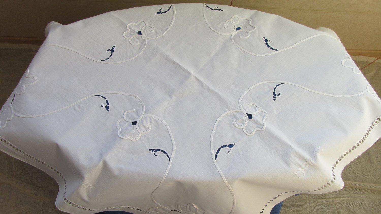 Vintage Crochet white cotton lace, Lace napkin, Cotton lace napkin, Cotton lace doilies, Table doily