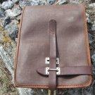 USSR Soviet leatherette officer bag army, bag for military, Soviet officer uniform bag, Vintage Russ