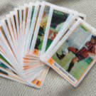 Big Collection of football gum wrappers and and stickers,  Football stars pictures, Vintage football