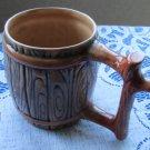 USSR vintage beer mug, ceramic Soviet Union beer mug, beer glass, coors beer, USSR beer tradional mu