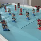 Big Table Soccer Board Game from Soviet Union Era, Game room gift, Football fan gift, real vintage f