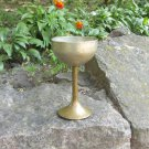 Silver drinking party Metal Stem goblet, Decor fantasy goblet, Silver Goblet Stem For Vine, Game of