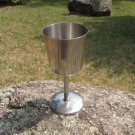 Vine Goblet gift, Game of thrones fan gift, Silver Color Medium Vintage Goblet with Nell name, Midce