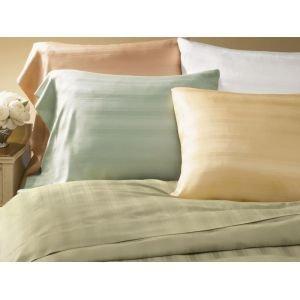 Pr. NIP Sferra Logan Pillow Shams-Standard-White