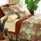 New Tommy Bahama Eden Bay Pillow Sham-Boudoir