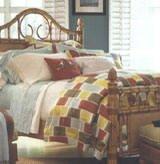 New Tommy Bahama Ikat Pillow Sham-Euro-Cascade