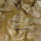 NIP Tommy Bahama Jungle Fever Pillow Sham-Continental-Banana Leaf