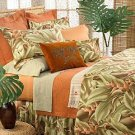 New Tommy Bahama Ginger Leaf Pillow Sham-Boudoir