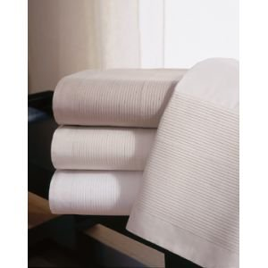 2 New Sferra Kelly Hoppen Bespoke Pillow Shams Taupe