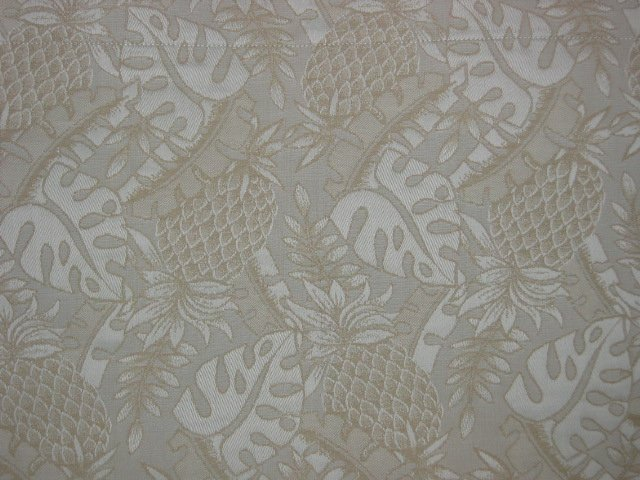 New Tommy Bahama Pineapple Matelasse Pillow Sham-Boudoir