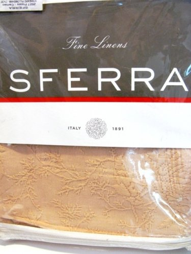 New Sferra Poppy Matelasse Pillow Sham-Boudoir-Butter