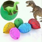 60pcs Kids Easter Egg Easter Dinosaur Animal Eggs Hatch Out Teaching Toy Gift