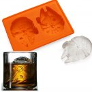 DIY Star Wars Millennium Falcon Ice Cube Tray Kitchen Bar tools Cake molds Gift