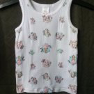New qualtiy Baby girl's authentic cotton sleeveless tops tanks kid's clothes gift toddle clothing