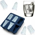Doctor Who Ice Cube Tray Cookies Chocolate Suger Soap Baking Cocktail Whiskey Mold