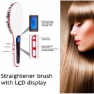 2 Colors Electric Anion Styling Hair Care Hair Brush Protective Straightening Irons Comb