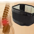 Adjustable Tourmaline Self heating Magnetic Therapy Waist Support Belt Lumbar Back Waist Brace