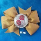 Attack on Titan Stationary Gurad Hair Bow