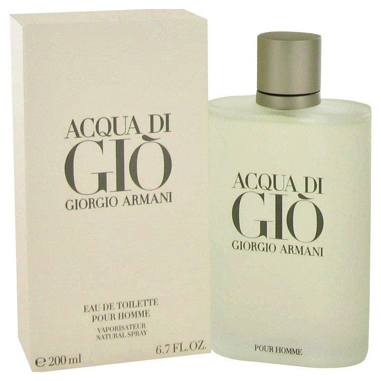 Giorgio Armani Acqua Di Gio Cologne 6.7 oz Eau De Toilette Spray