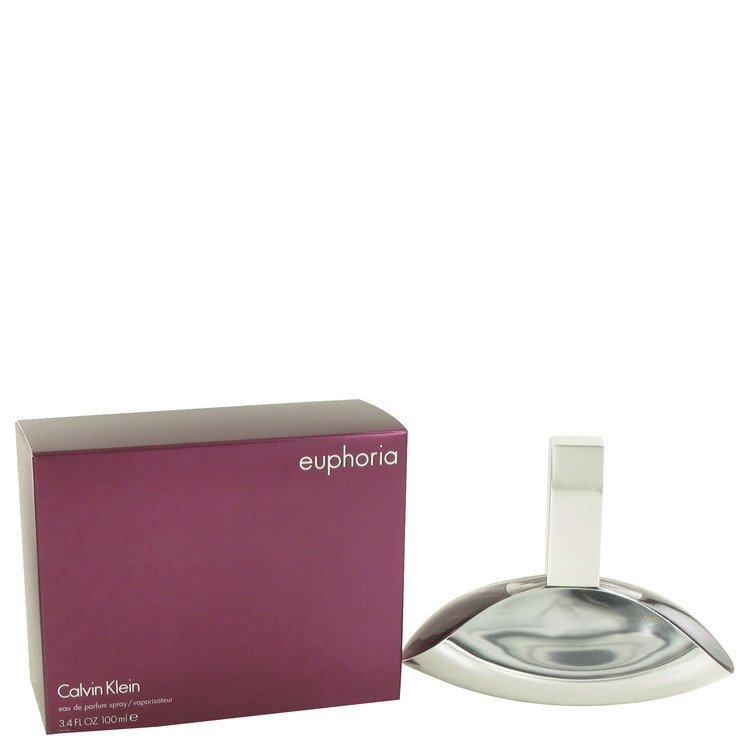 Calvin Klein Euphoria Perfume 3.3 oz Eau De Parfum Spray