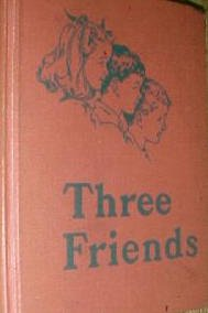 1948 Dick and Jane series Health Reader-Three Friends