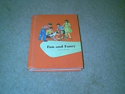 Fun and Fancy-Vintage 1959 Dick & Jane-Like School Reader