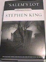 Salem's Lot Illustrated Edition-Stephen King 1st Ed.