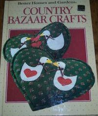 Country Bazaar Crafts-Nice Hardcover