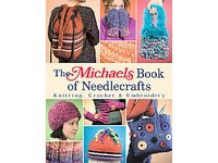 The Michaels Book of Needlecrafts-Large Hardcover