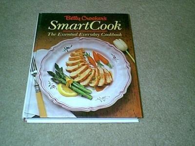 Betty Crockers Smart Cook Cookbook-Nice Hardcover