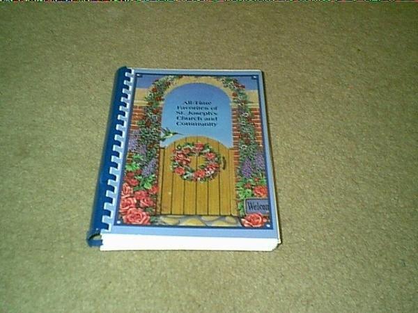 St. Joseph Catholic Church Cookbook-2002 Howell, MI