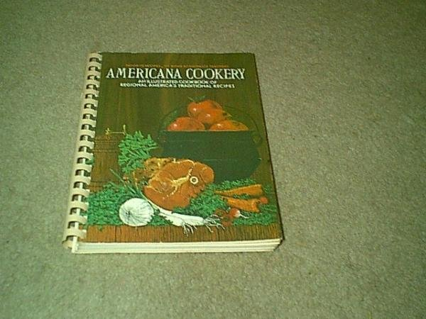 Americana Cookery-Favorite Recipes of Home Ec Teachers