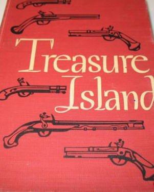 1949 Scott Foresman School Reader-Treasure Island