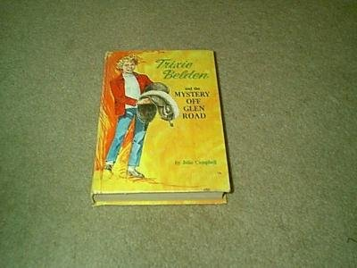 Trixie Belden & the Mystery Off Glen Road-Hardcover
