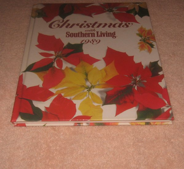 Christmas With Southern Living 1989-Nice Hardcover