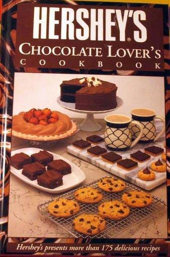 Hershey's Chocolate Lover's Cookbook-Nice Hardcover