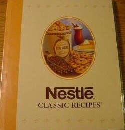 NESTLE CLASSIC RECIPES-Very Nice Softcover