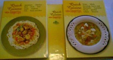 Quick Cuisine At Your Fingertips-Unique Spiral Cookbook