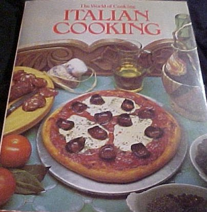 The World of Cooking ITALIAN COOKING-HC/DJ