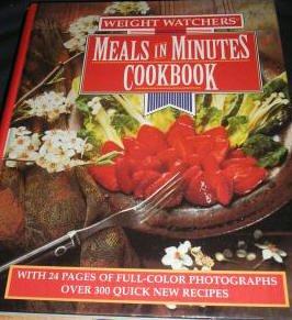 Weight Watchers MEALS IN MINUTES Cookbook