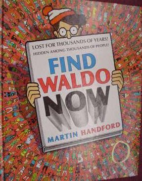 FIND WALDO NOW-Hardcover by Martin Handford