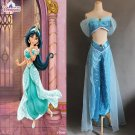 Aladdin Jasmine Princess Cosplay Costume for Adults Women